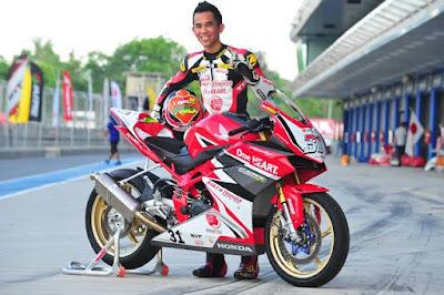 Gerry Salim Moto2 Misano 2019