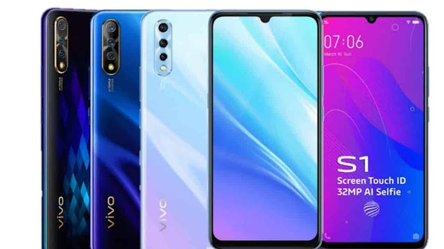 Vivo S1 launched in India, equipped with three rear cameras and 4,500 mAh battery