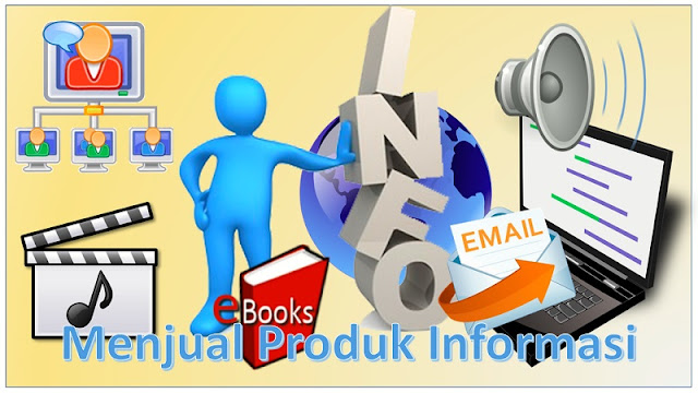 Menjual Produk Informasi