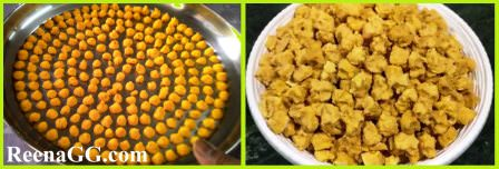 How to Make Chana Daal Badi