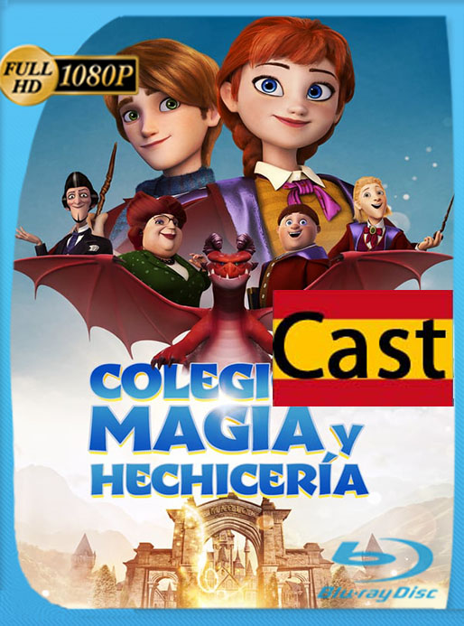 Colegio de magia y hechiceria (2020) 1080p WEB-DL Castellano [GoogleDrive] [tomyly]