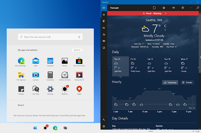 Microsoft Windows 10x is now Coming to Laptops and Single Screen Devices - QasimTricks.com