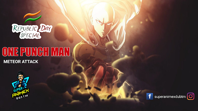 One Punch Man : Meteor Attack