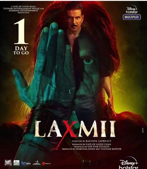 अक्षय कुमार ने Instagram पर पोस्ट किया Laxmi फिल्म शूटिंग की क्लिप