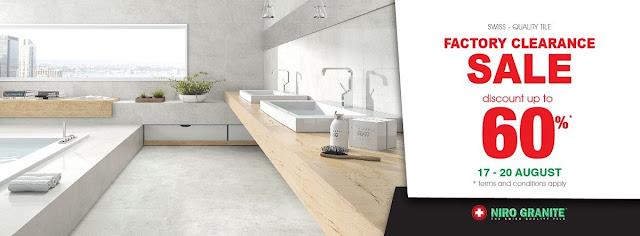 Niro Ceramic Premium Factory Outlet Clearance Sale