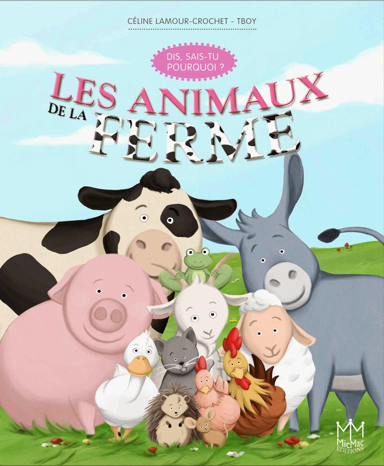 http://www.amazon.fr/animaux-ferme-Dis-sais-tu-pourquoi/dp/2362212645/ref=sr_1_3?s=books&ie=UTF8&qid=1397717223&sr=1-3&keywords=c%C3%A9line+lamour-crochet