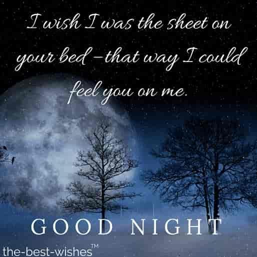 short good night messages
