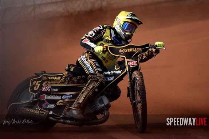 GP kvalifikáció Zsarnovice- Anders Thomsen nyert !