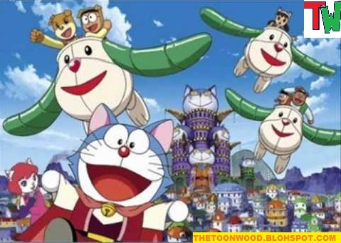 "Watch Online And Download Doraemon Movies ""Doraemon The Movie: Nobita in Ichi Mera Dost (2004)"" In Hindi Full Movie In 1080p,720p,HD"