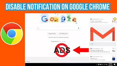 How To Disable Notifications In Google Chrome Easily