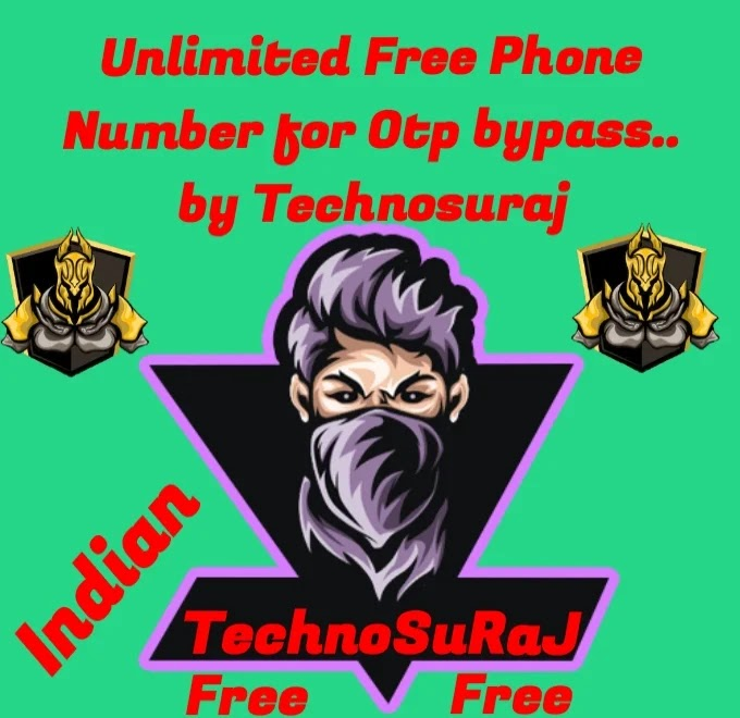 Unlimited Vertual Phone Number - Technosuraj