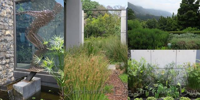 Bel Ombre garden