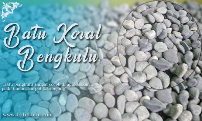 batu koral bengkulu