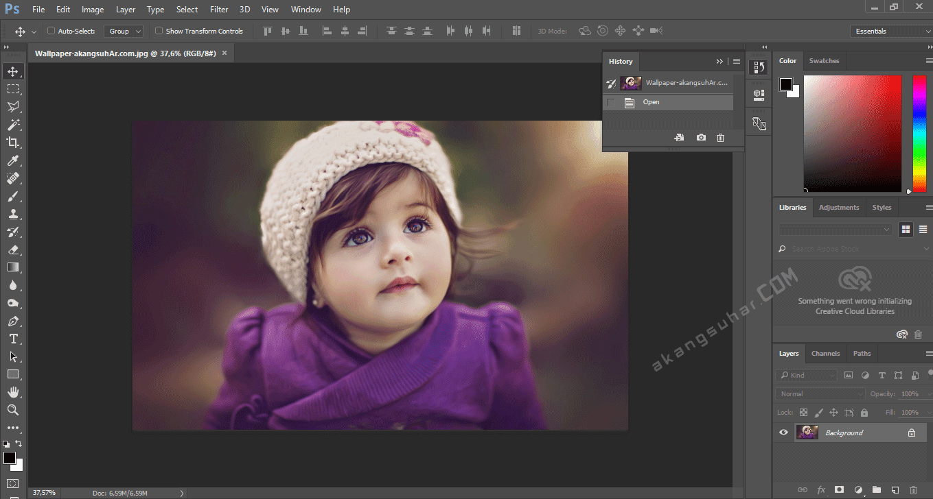 Gratis Download Adobe Photoshop CC 2015 Full Crack Terbaru