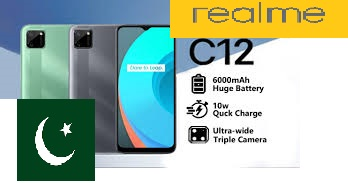 Realme C12 Price Pakistan & Specifications   Realme Launched C12 Smartphone pakistan