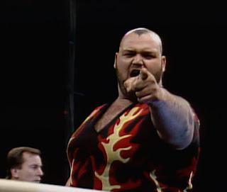 WCW / NWA Starrcade 1988 - True Gritt - Bam Bam Bigelow faced Barry Windham