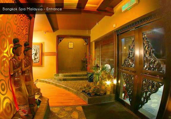 Johor Bahru massage spa Bangkok Spa
