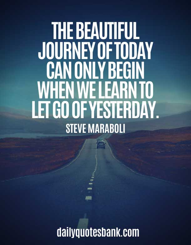 Inspirational Quotes About Journey and Destination