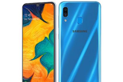 Daftar Harga Dan Spesifikasi Samsung Galaxy A30 Dan A50
