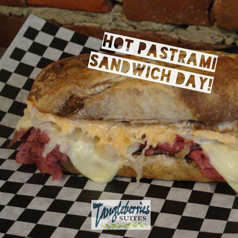 National Hot Pastrami Sandwich Day Wishes for Instagram