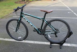 Stolen Bicycle - Carrera Parva