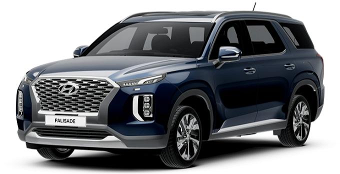 Hyundai Palisade 2021   Keren dan Gagah !
