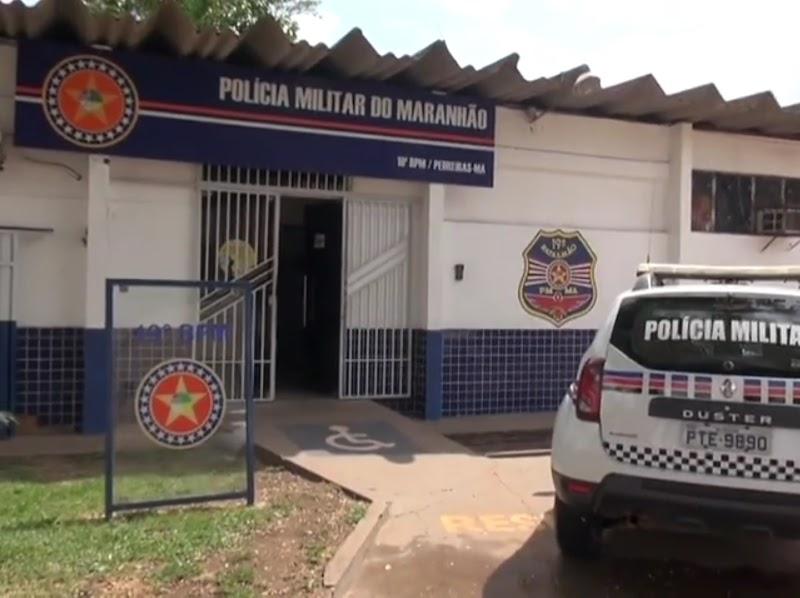 Ocorrências policiais de Pedreiras e Trizidela do Vale da última quarta-feira