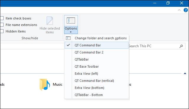 كيفية تغيير خلفية المجلدات ويندوز