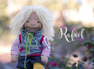 Natural Fiber Art dolls, Down Under Waldorfs, dolls, Waldorf Inspired dolls