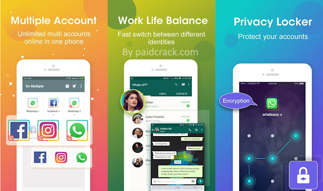 DO Multiple Accounts Pro Apk - Infinite Parallel Clone App 2.33 [Latest Version]