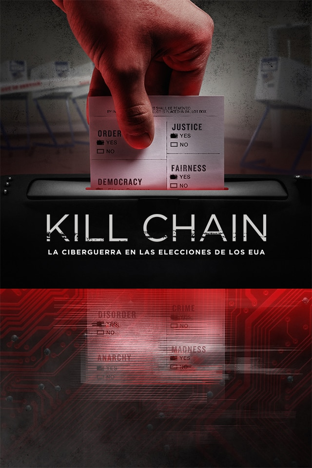 Kill Chain: The Cyber War on America's Elections (2020) AMZN WEB-DL 1080p Latino