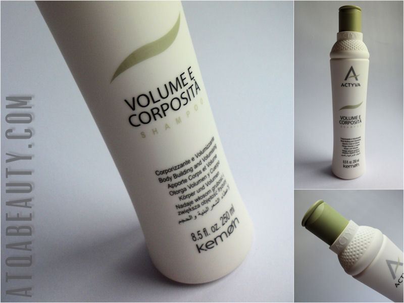 Włosy :: Kemon ACTYVA Volume e Corposità Shampoo