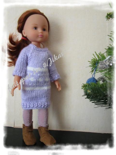 le tricot pour les chéries de corolle