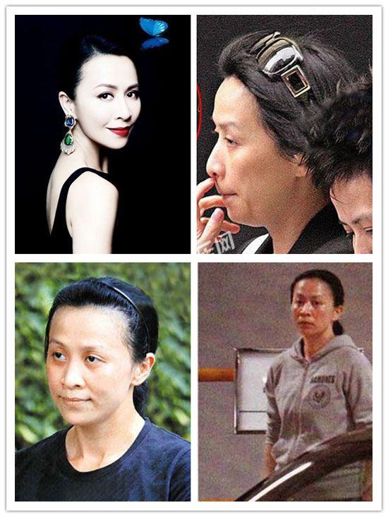 Hong Kong And Chinese Actresses Without Makeup Damn Cool