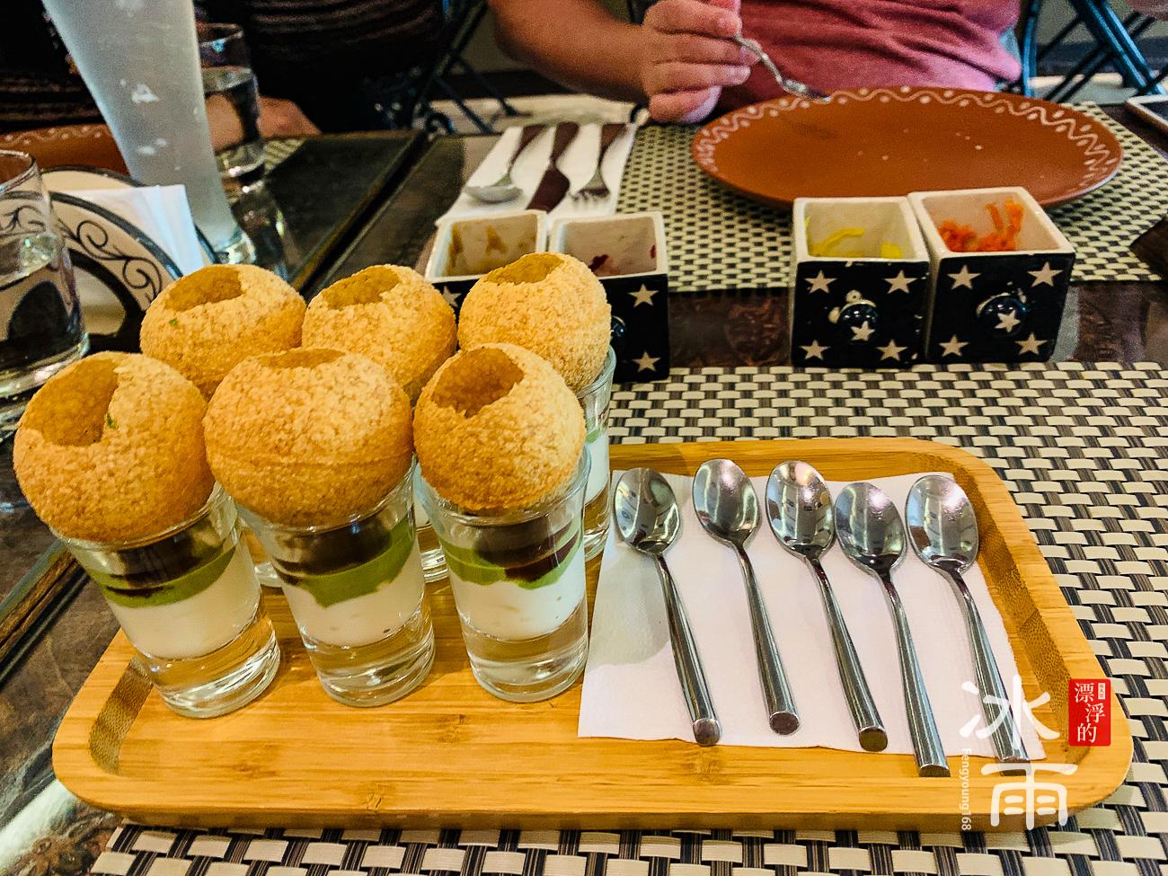莫夏印度餐廳Moksha|炸酥球