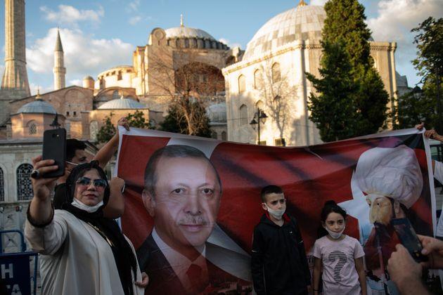 Η Αγιά Σοφιά και η νέα Τουρκία