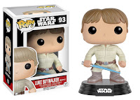 Funko Pop! Luke Skywalker Bespin