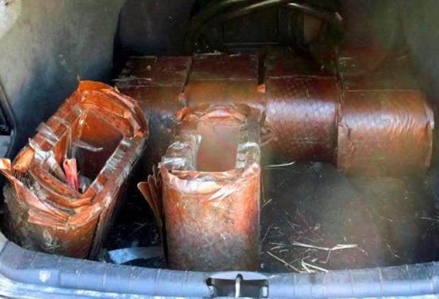 Λιβαδειά: Άνοιξαν το πoρτ μπαγκάζ του αυτοκινήτου και είδαν αυτές τις εικόνες – Στο φως τα ένοχα μυστικά τους