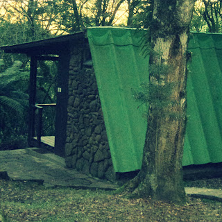 Cabana do Parque do SESI, em Canela