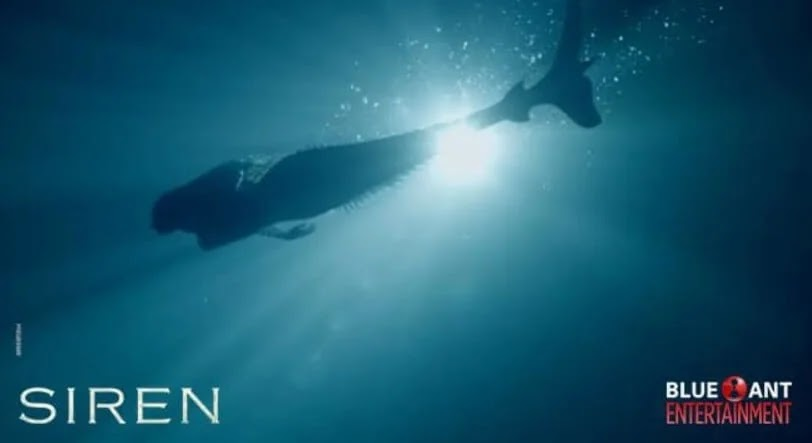 Blue Ant Entertainment Showcases Marine Folklore with 'Siren'