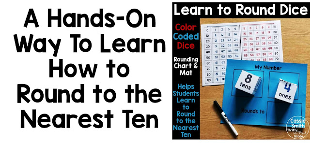 A Hands-On Way to Learn How to Round to the Nearest Ten