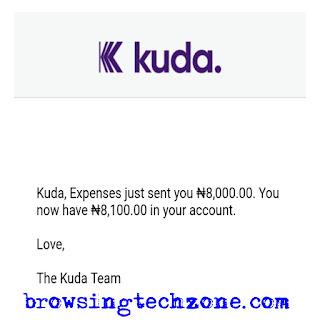 How to make money with Kuda Bank Referral program
