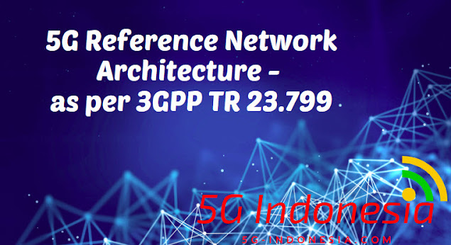5G Reference Network Architecture