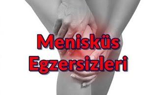 menisküs nedir, menisküs egzersizleri nelerdir, menisküsün görevi nedir, menisküs yırtığı nasıl oluşur, menisküs yırtığı nasıl anlaşılır, menisküs ameliyatı sonrası yapılan egzersizler nelerdir,