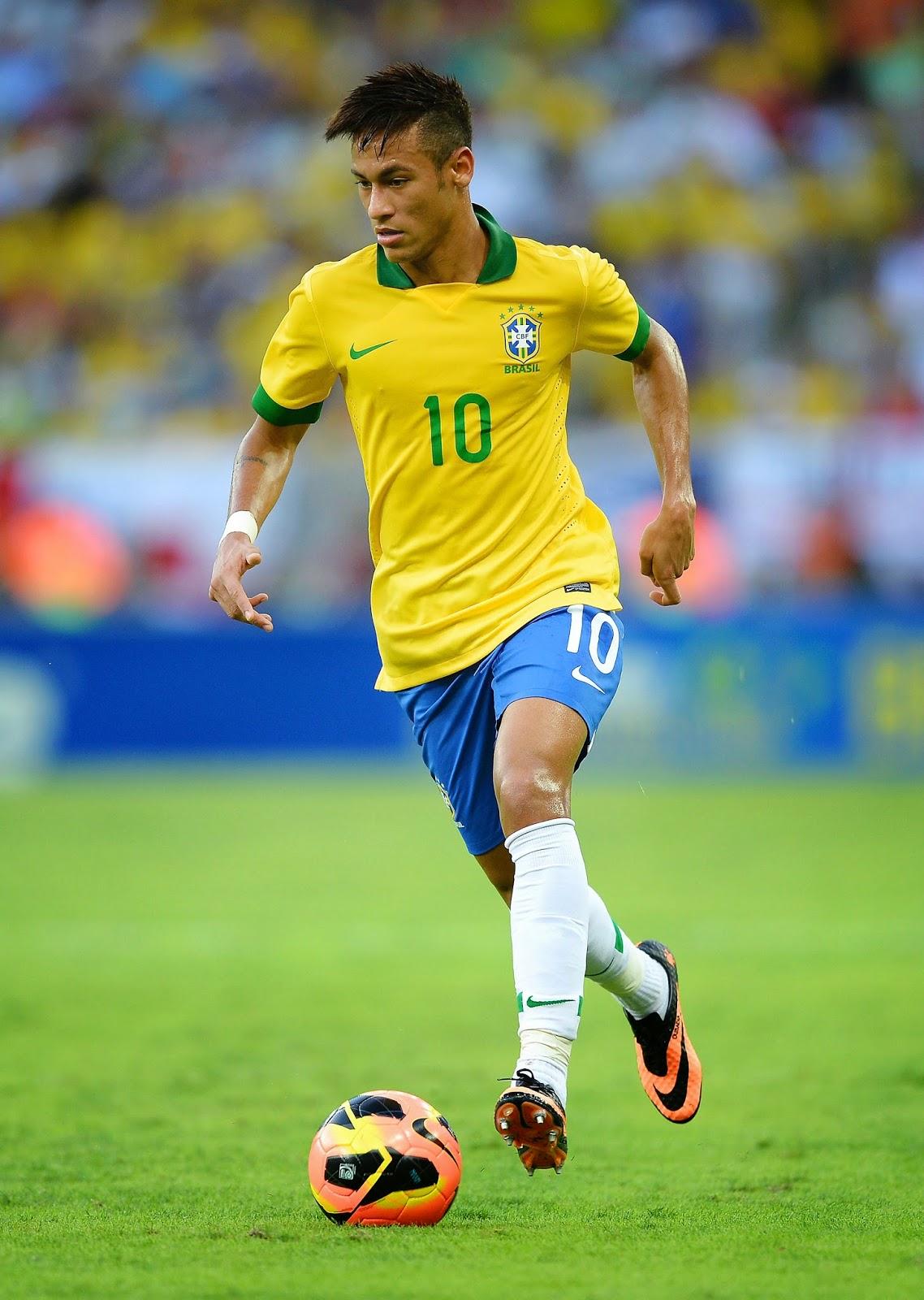 ALL SPORTS PLAYERS: Neymar Jr Very Great Footballer 2014Neymar Playing Soccer 2014