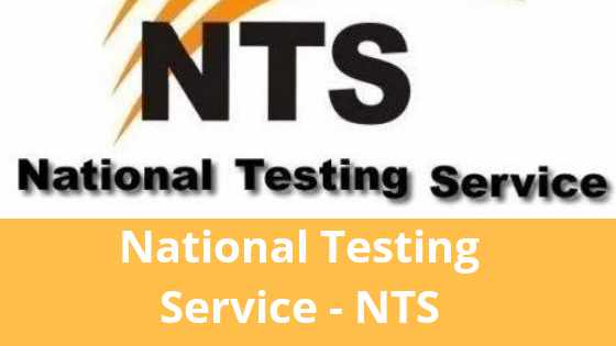 NTS 2020 - National Testing Service - Mr. Blogger