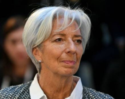 Christine Lagarde resigns as IMF boss