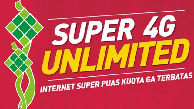 Smartfren Super Unlimited Bulanan