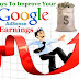 5 Ways To Improve Your Adsense Earnings.