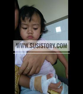 penyebab mual dan muntah pada anak